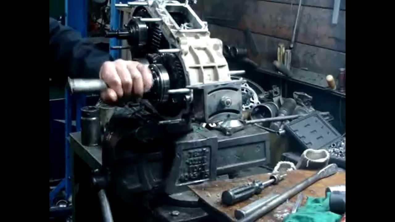 Раздатка нива ремонт своими руками видео фото 493