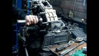 видео ваз 2123 шевроле нива ремонт