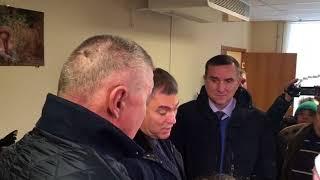 """Вячеслав Володин в Вольске: """"Не надо воровать!"""""""