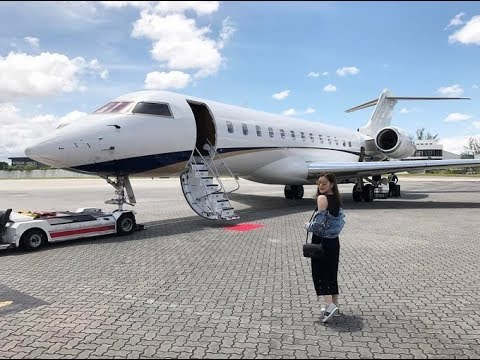 Luxurious life of the daughter of former Malaysian billionaire