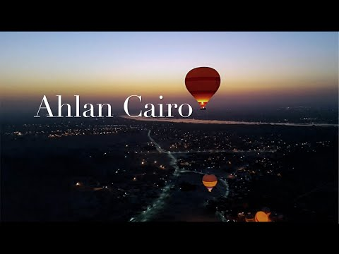 Ahlan Cairo - Intro Video