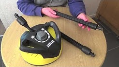 Karcher T350 Patio Cleaner Review