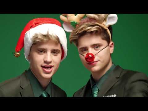 Martinez Twins - Feliz Navidad (Music Video)