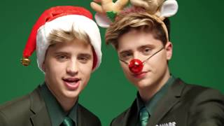Martinez Twins - Feliz Navidad (Music Video)