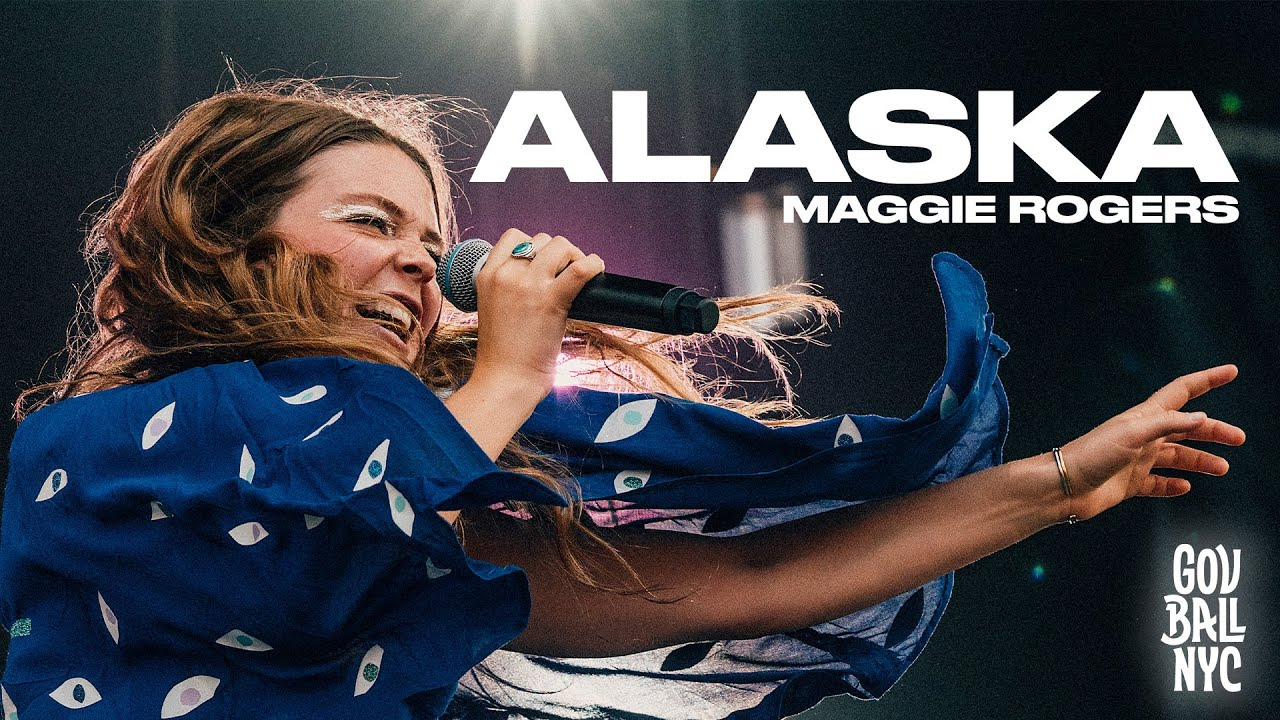 "Watch MAGGIE ROGERS - ""Alaska"" Live at GOV BALL 2018"