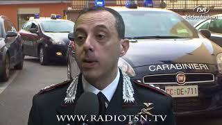 Carabinieri, gli obiettivi del 2018