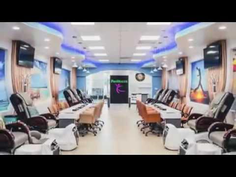 Nail Salon Remodel
