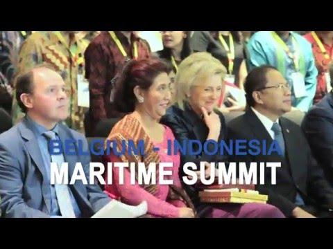 Belgium - Indonesia Maritime Summit