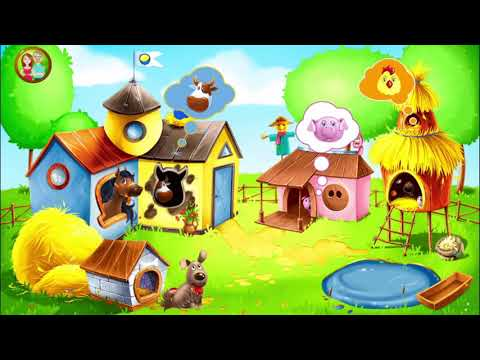 Animal Farm for Kids, Toddlers