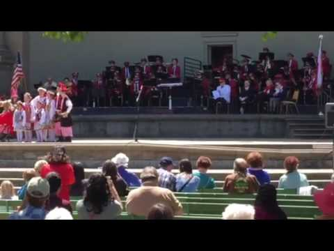 Polish Constitution Day with The Golden Gate Park Band #2