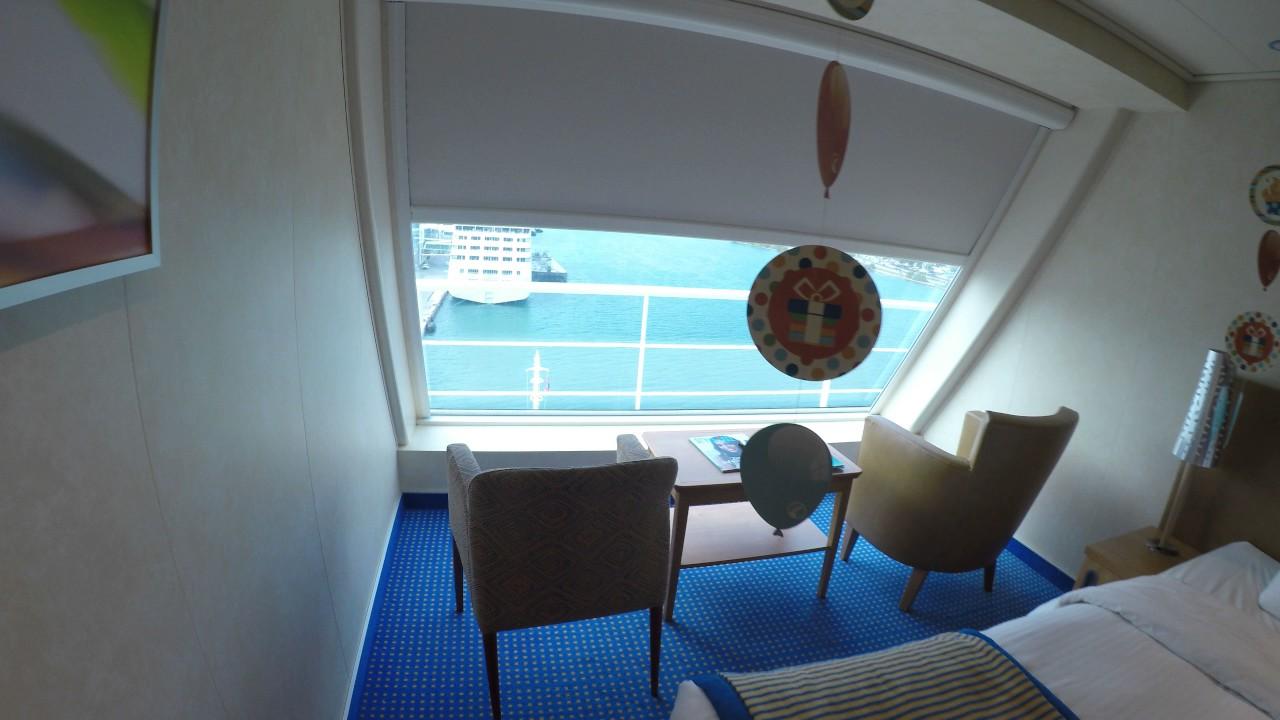 Carnival Splendor Scenic Ocean View Room Youtube