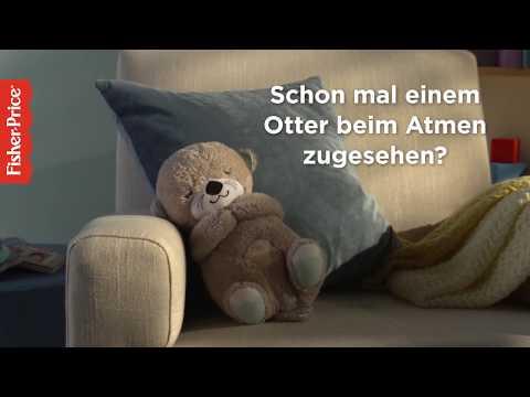 Fisher-Price - Schlummer-Otter - Smyths Toys Superstores Deutschland