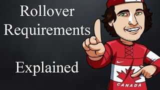 sports betting bonus rollover requirements explained