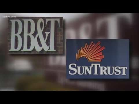 BB&T And SunTrust Banks  Merging