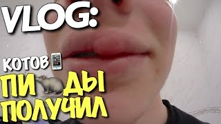 VLOG: КОТОВ ПОЛУЧИЛ ПИ ЗДЫ / Андрей Мартыненко