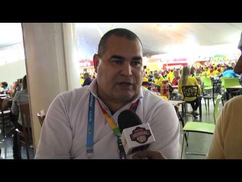 Señal Deportes en exclusiva con José Luis Chilavert desde Brasilia, Brasil