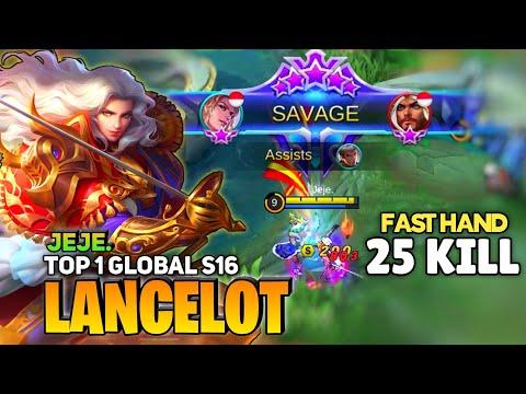 Lancelot King! SAVAGE