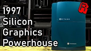 Meet the SGI Octane - A 3D Graphics Powerhouse from 1997
