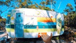 Caravan Roomtour ~ Australia
