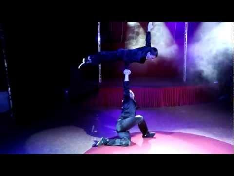 Artem & Yegor - Acrobatic Hand to Hand Duo...