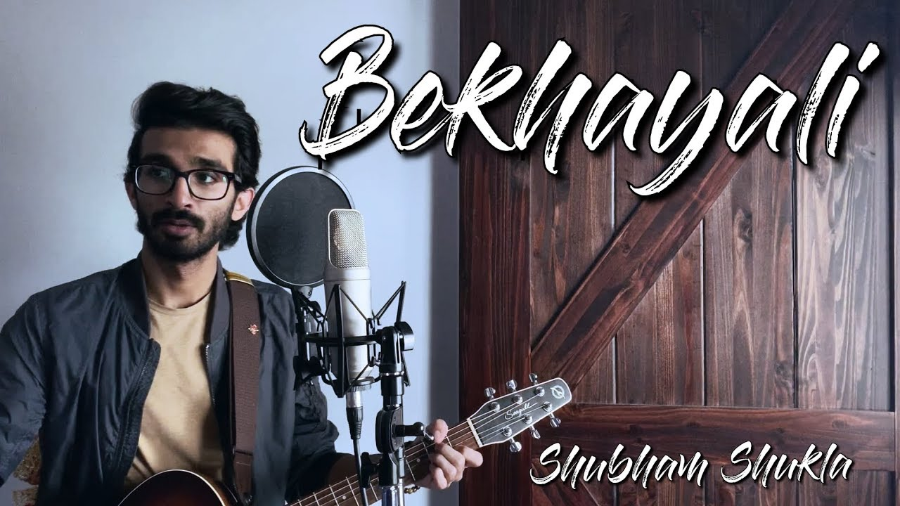 Bekhayali One Take Cover By Shubham Kabir Singh Sachet