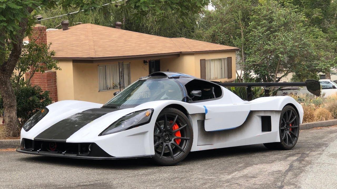 Slc Kit Car >> Superlite Slc 2nd Road Test