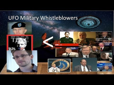 UFO Military Whistleblowers Outnumber Conventional Whistleblowers More Than a Hundred to One