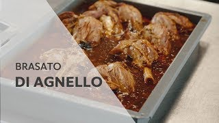 Brasato di agnello | RATIONAL SelfCookingCenter