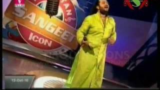 Sohaib Hassan Menu Tere Naal Pakistan Sangeet Icon 1 Episode 4