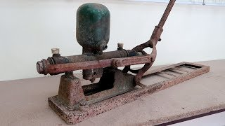Very Old RESTORATION Of Agricultural Machines | Recovery Rusty Machines