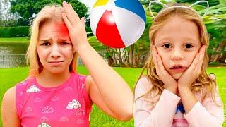ناستيا ومارغريتا, أحداث ممتعه ومثيره للأطفال