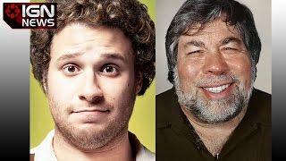 Rogen Cast as Steve Wozniak in Jobs Biopic - IGN News