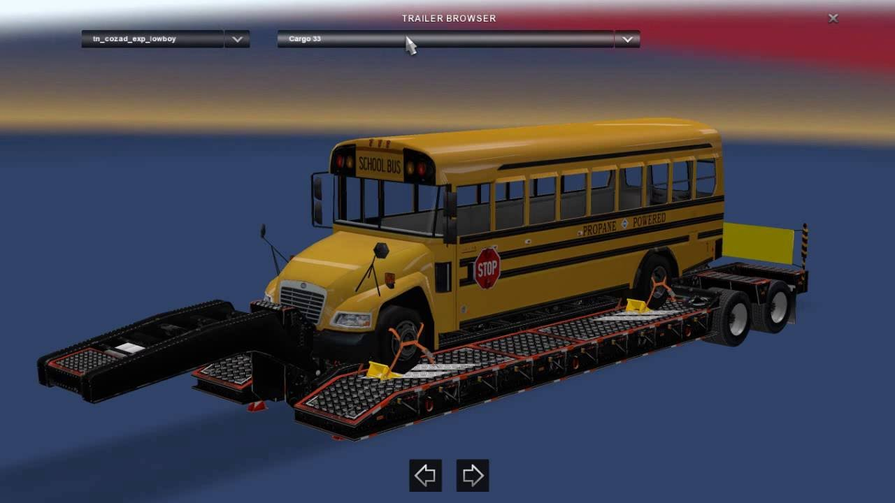 OVERWEIGHT PACK V2 5 ATS -Euro Truck Simulator 2 Mods