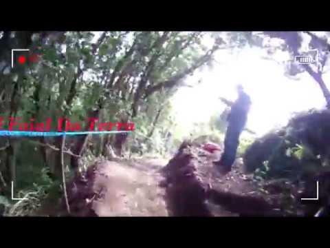 Treino Downhill Faial da Terra, São Miguel, Açores