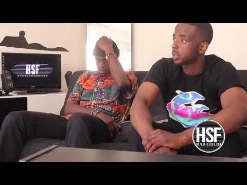 Youtube: MAKALA & PINK FLAMINGO X HYPESOFRENCH