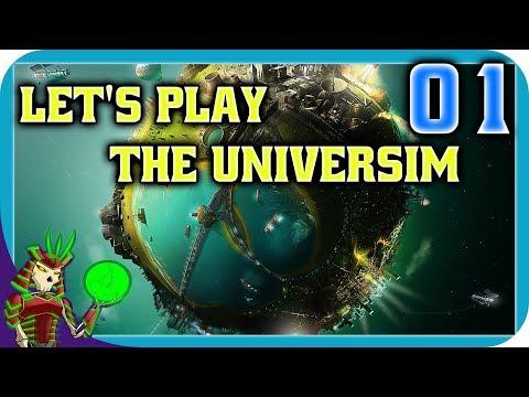 THE UNIVERSIM | A Brand New Update | Universim Alpha Gameplay