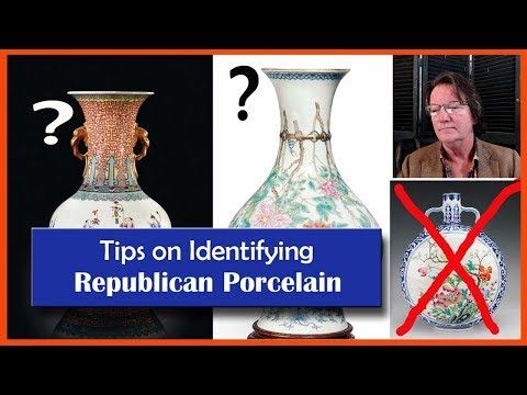 Tips on How to Identify both Chinese and Japanese Cloisonne from YouTube · Duration:  6 minutes 29 seconds