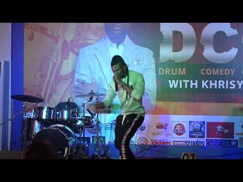 Xbusta always On point with freestyle @DCC with khrisYarn was on fire