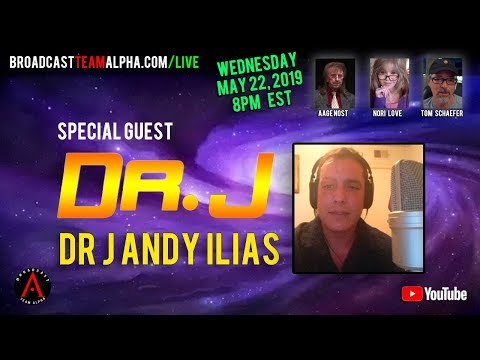 SPECIAL GUEST DR J ANDY ILIAS - DR J -  BTA WEEKLY
