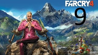 Far Cry 4 part 9 (Game Movie) (Story Walkthrough) (No Commentary)