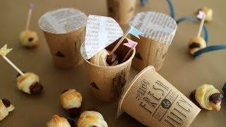 「ぺりっ」と開けて食べる♪ラッピングも可愛いミニチョコクロ!