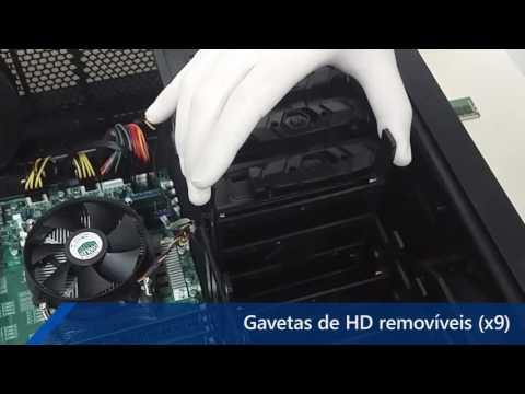 Vídeo Revisão refrigeração