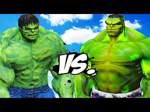 Download The Incredible Hulk vs The Immortal Hulk - Epic Battle