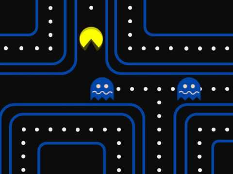 Pacman made with powerpoint youtube toneelgroepblik Images