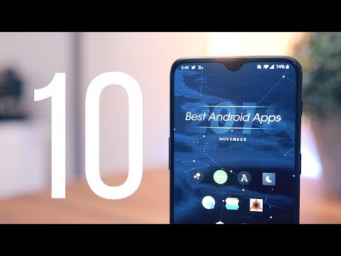 Best Android Apps - November 2018