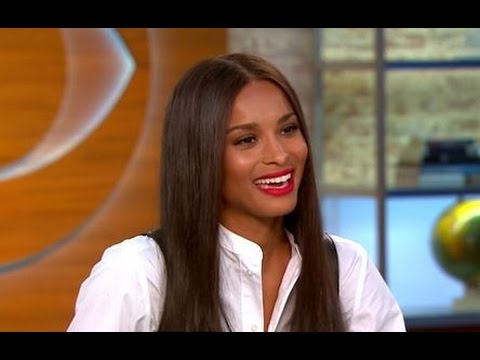 Ciara on new album, ex-fiancé Future and their son