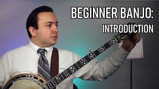 Beginner Banjo  Introduction