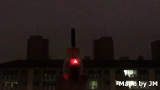 Lightning Detector Circuit Experiment (Electric Field Detector)