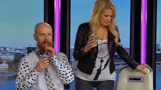 """Laila: """"Jag går och hämtar en kaffe så länge"""" - Idol Sverige (TV4)"""