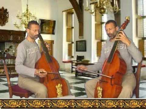 de Sainte-Colombe: Concert le Varié à deux violes esgales